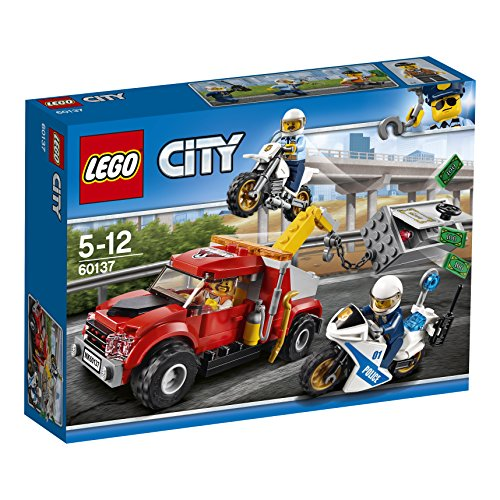 """LEGO 60137 """"Tow Truck Trouble"""" Building Toy by null"""