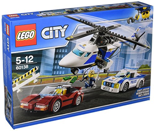 LEGO 60138 High Speed Chase Building Toy by null