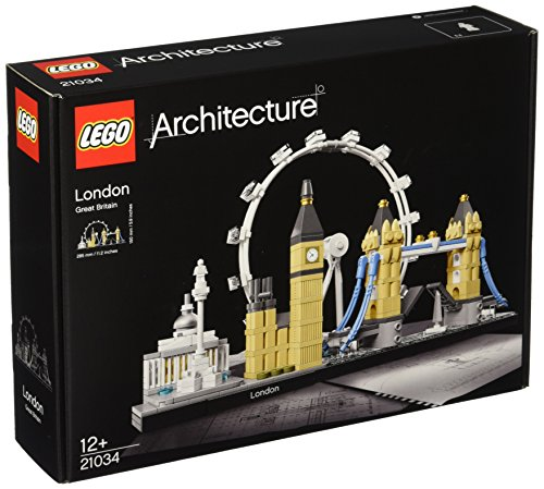 LEGO 21034 London Building Toy Set by null