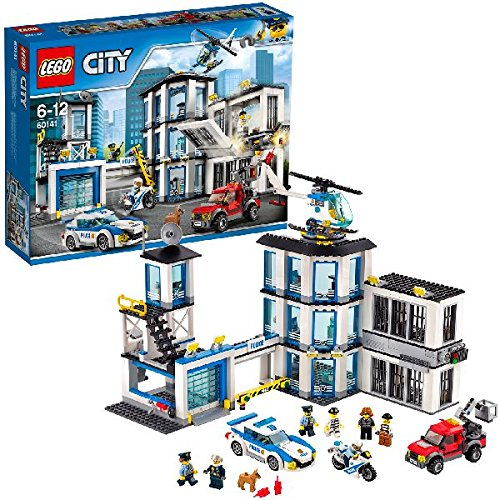 LEGO 60141 Police Station Building Toy by null