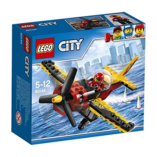 LEGO 60144 Race Plane Building Toy by null