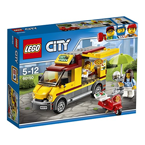 "LEGO 60150 ""Pizza Van"" Building Toy by null"
