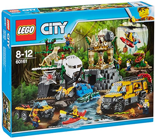 LEGO UK 60161 Jungle Exploration Site Construction Toy by null