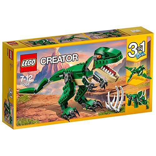 LEGO 31058 Mighty Dinosaurs Building Toy by null