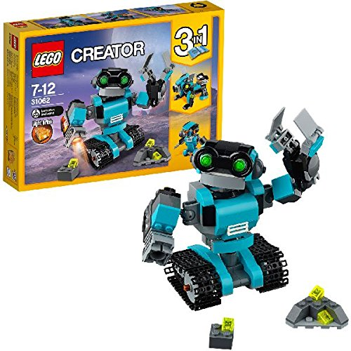 "LEGO 31062 ""Robo Explorer"" Building Toy by null"