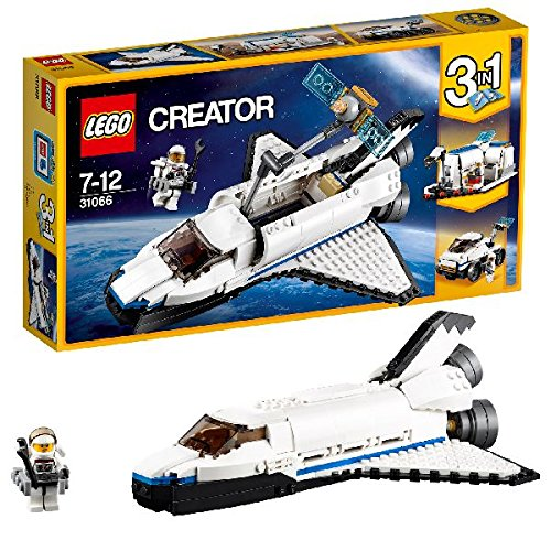 "LEGO UK 31066 ""Space Shuttle Explorer"" Construction Toy by null"