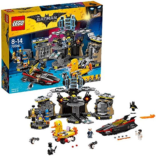 LEGO 70909 Batman Batcave Break-in Building Toy by null