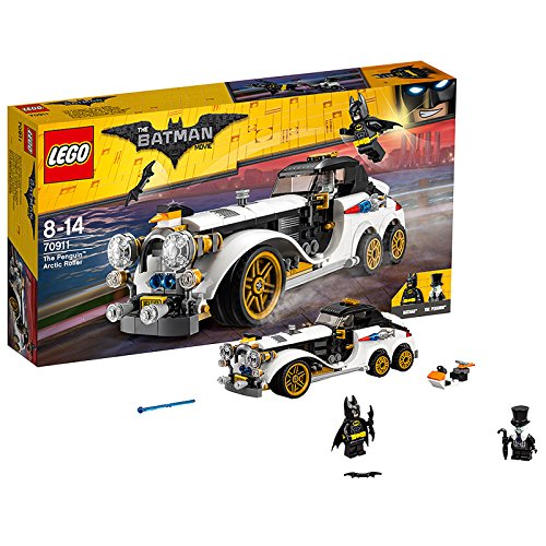 LEGO Batman The Penguin Arctic Roller Building Toy by null
