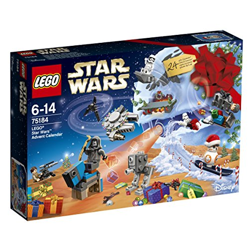 LEGO Star Wars The Last Jedi 75184 Advent Calendar Toy by null