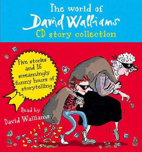 The World of David Walliams CD Story Collection by David Walliams