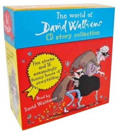Walliams Complete Audio: The Boy in the Dress/Mr Stink/Billionaire Boy/Gangsta Granny/Ratburger by David Walliams