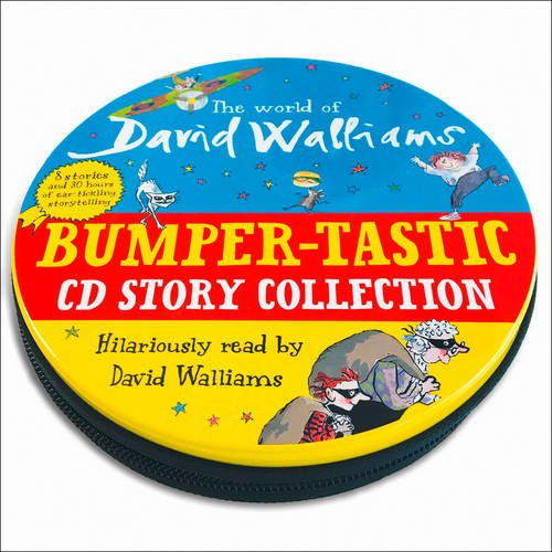 The World of David Walliams: Bumper-tastic CD Story Collection by David Walliams