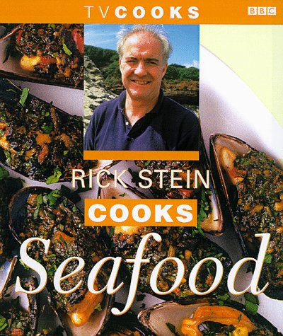 Rick Stein Cooks Seafood (TV Cooks) by Rick Stein