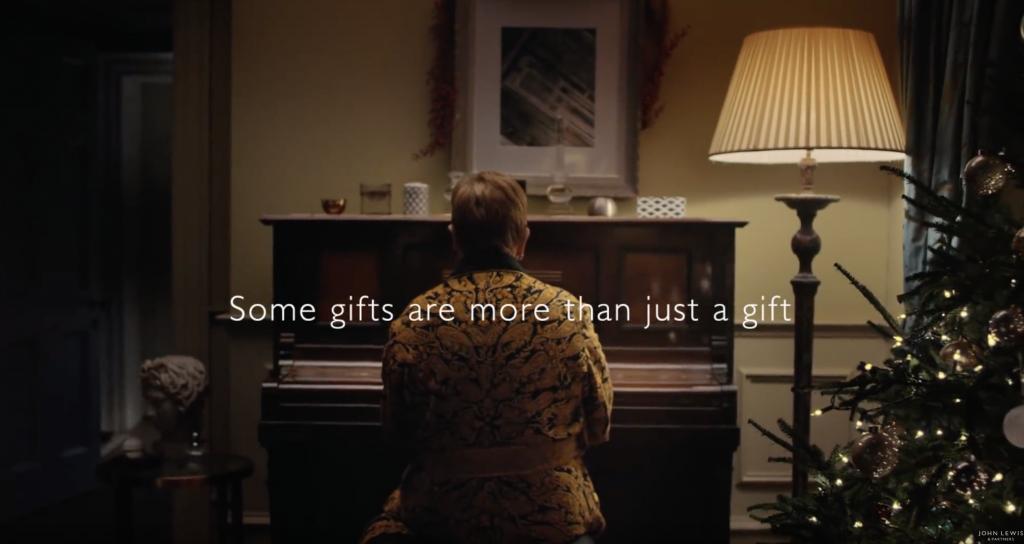 John Lewis Elton John Christmas Advert