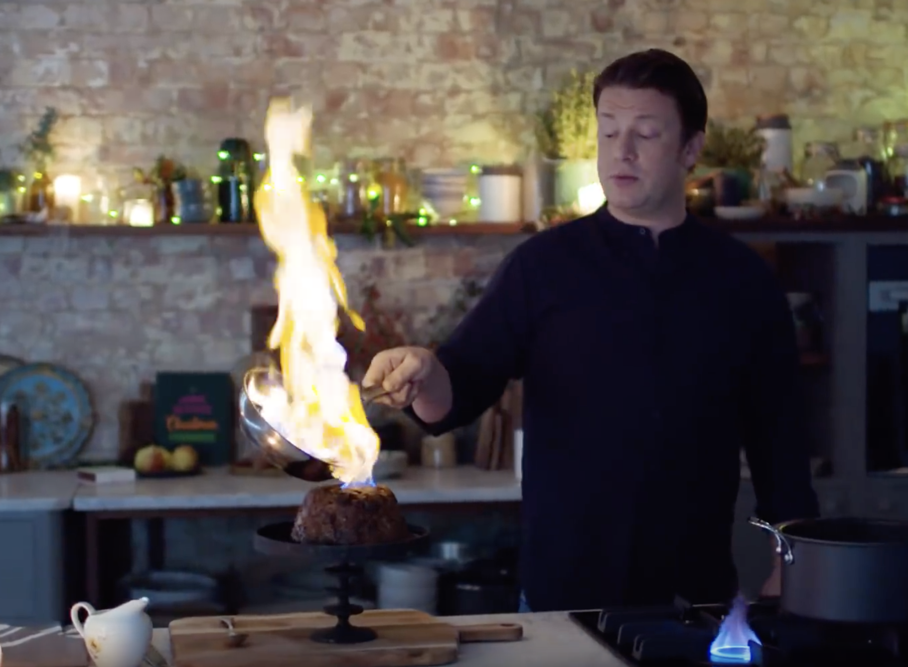Jamie Oliver Christmas Pudding Recipe