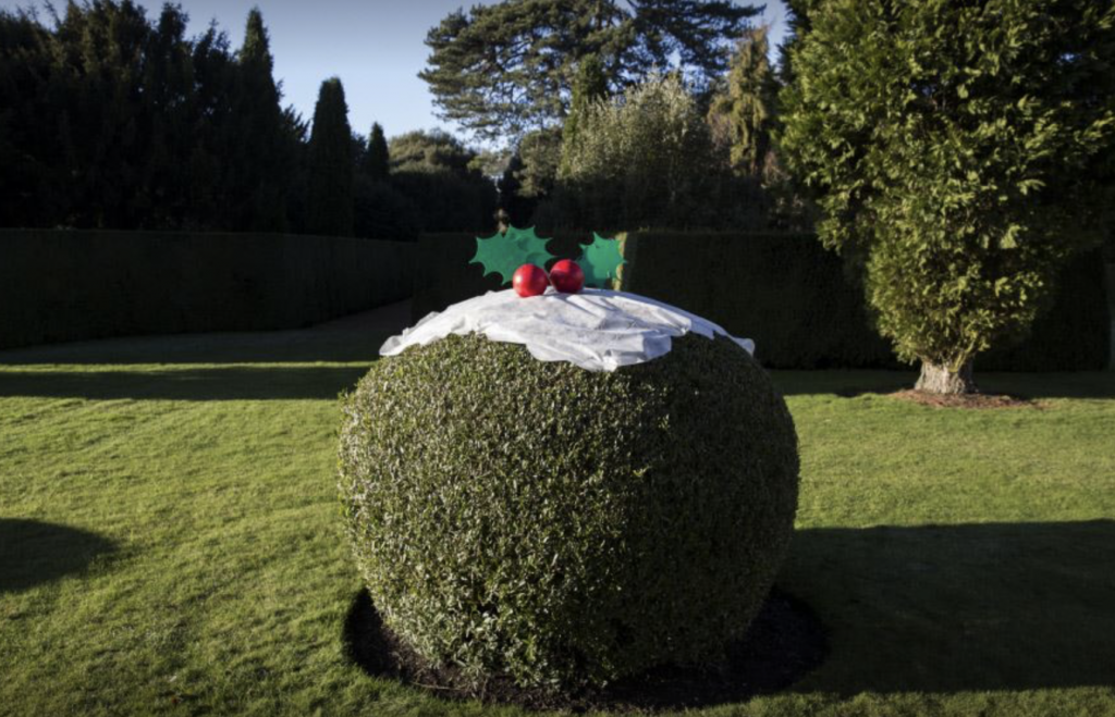 National Trust Christmas Pudding Recipe