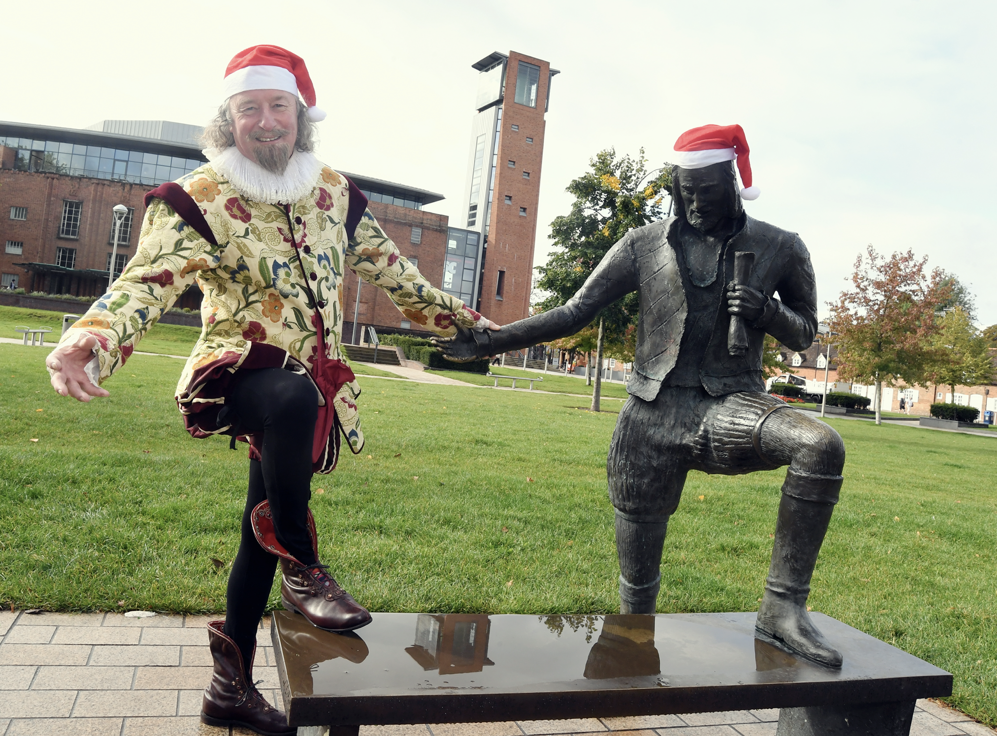 William Shakespeare Christmas