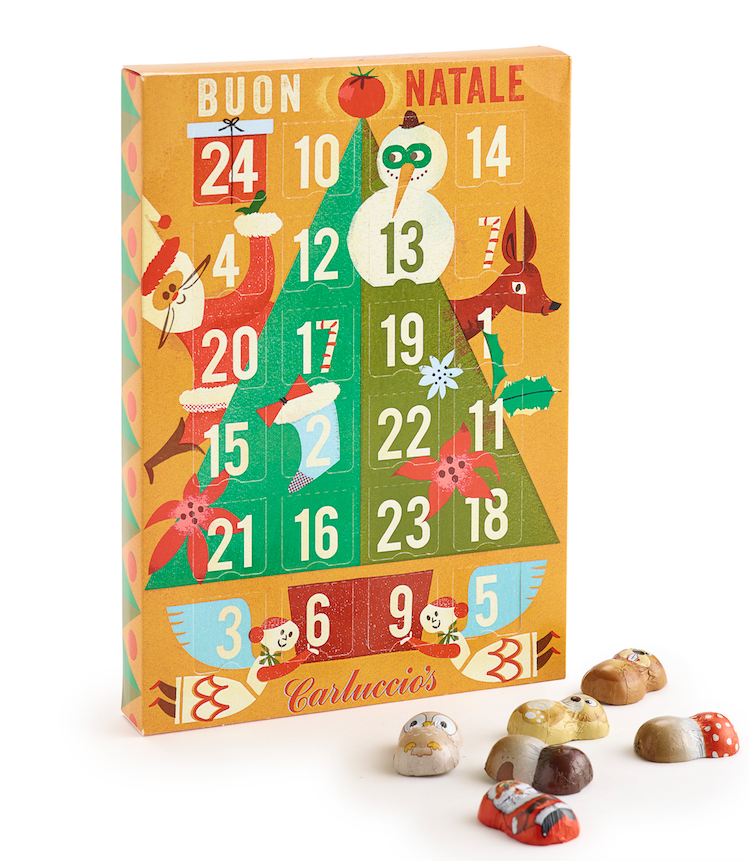 Unusual Christmas Advent Calendars
