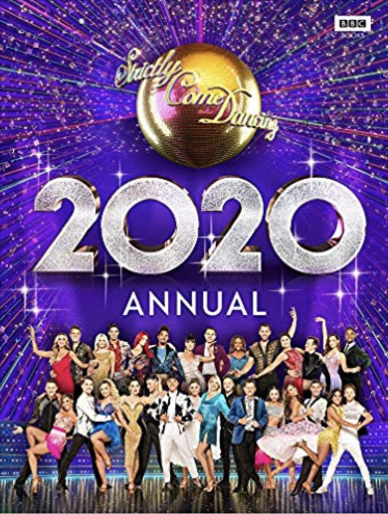 The Official Strictly 2020 Annual