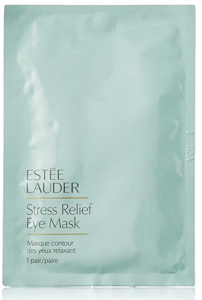 Best eye mask - Estee Lauder Stress Relief Eye Mask