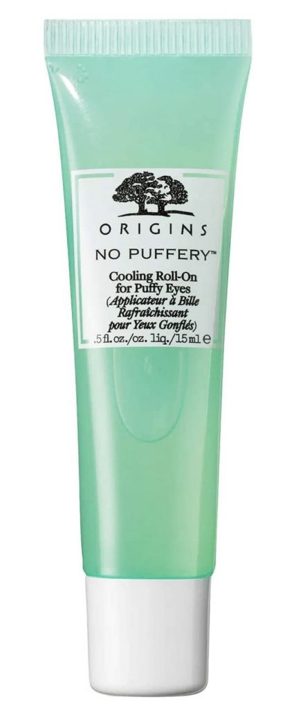 best eye gel - Origins No more puffery