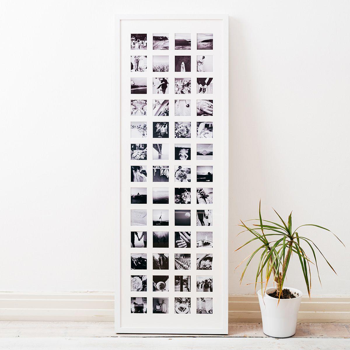 52 week photo frame