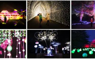 Christmas at Kew 2021